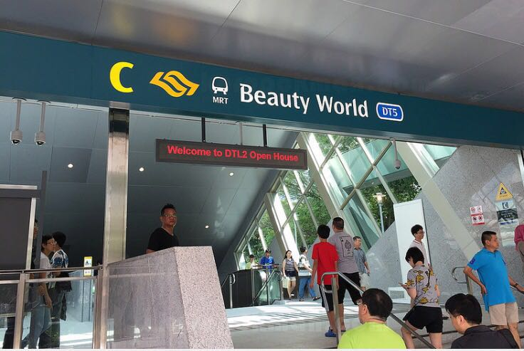 Beauty World Station