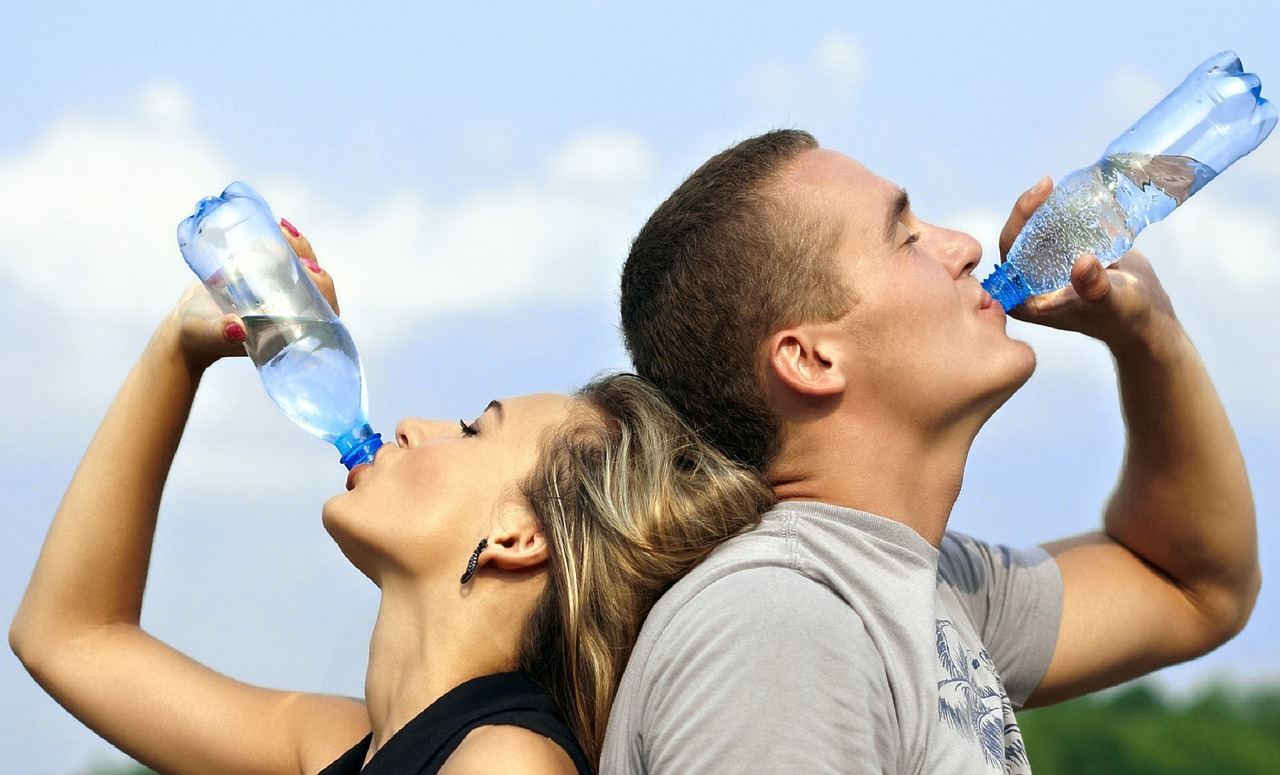 Why Drinking Water Is Good For Your Skin
